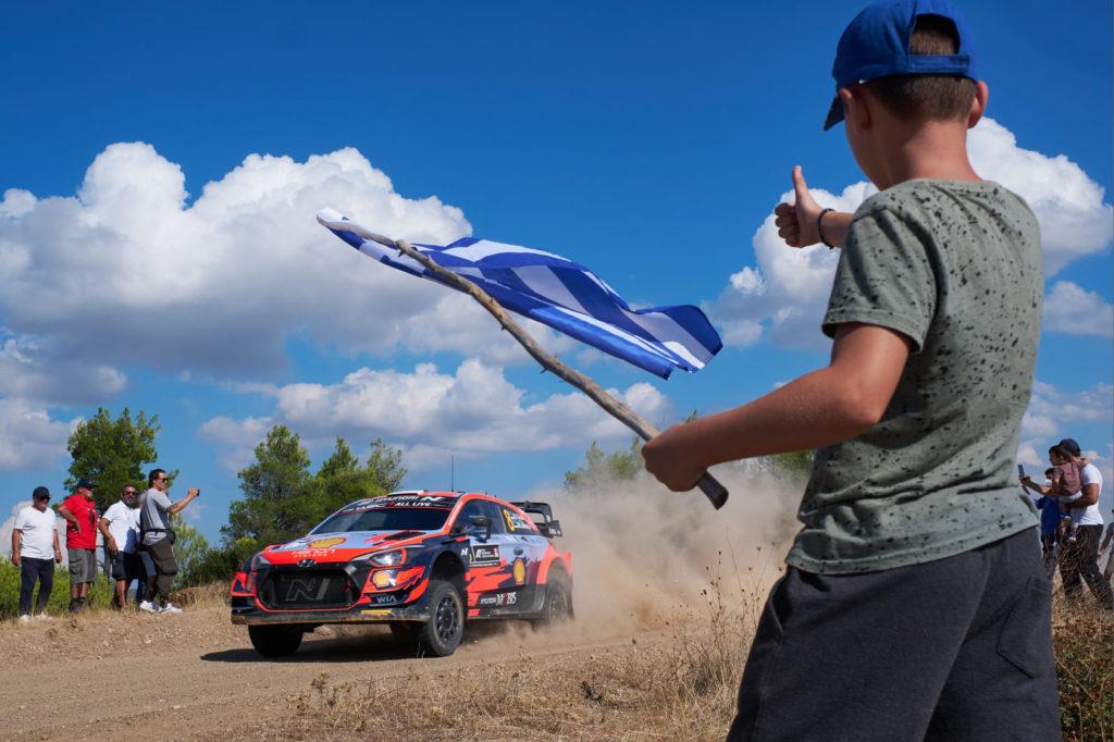 Acropolis Rally 2021