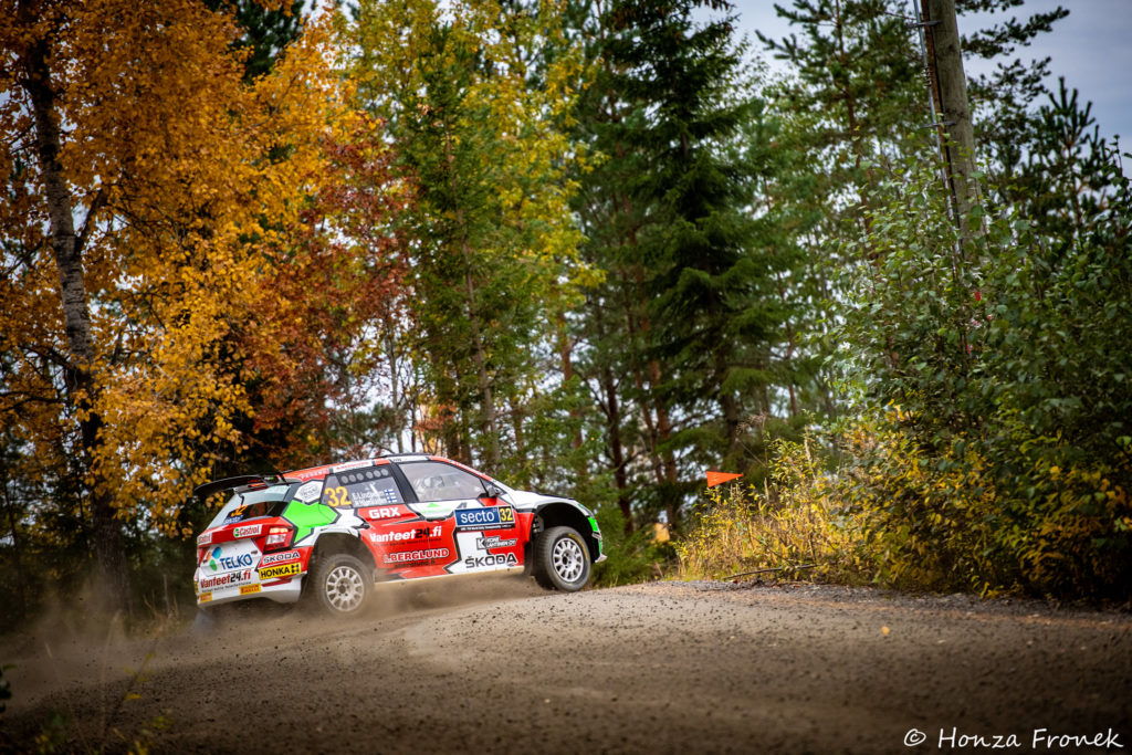 Rally Finland 2021